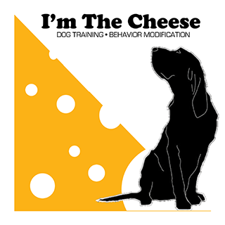 I'm The Cheese Logo